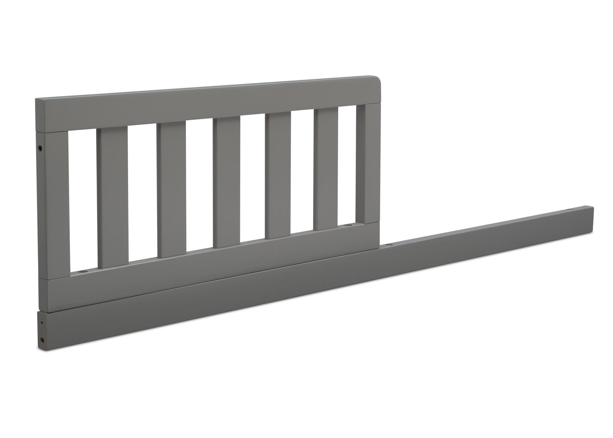 Serta Daybed/Toddler Guardrail Kit (707725) Grey (026) Angle a2a