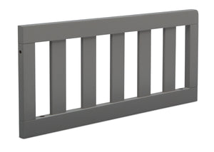 Serta Daybed/Toddler Guardrail Kit (707725) Grey (026) Angle a4a