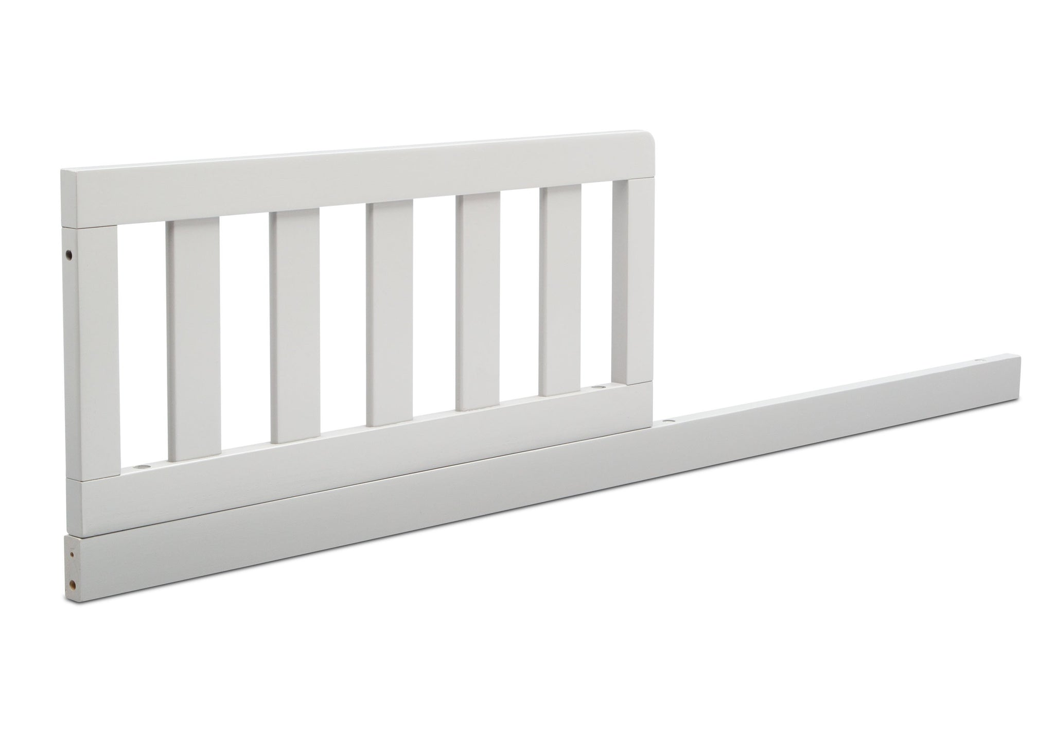Serta Daybed/Toddler Guardrail Kit (707725) Bianca (130) Angle b2b