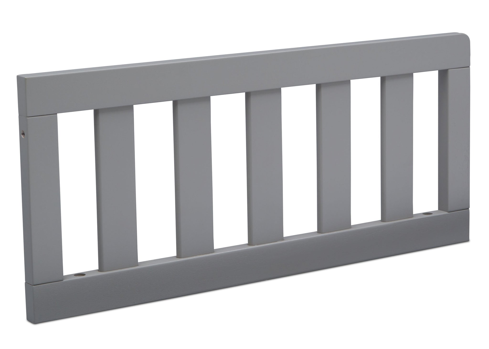 Serta Daybed/Toddler Guardrail Kit (707726) Grey (026) Angle a4a