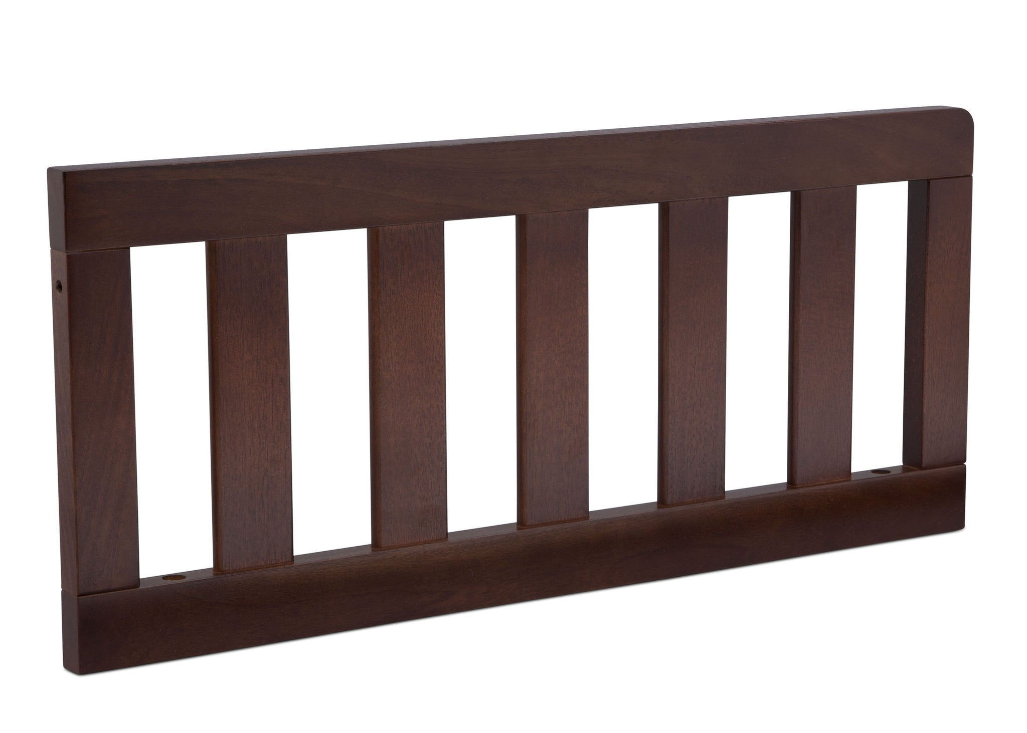 Serta Daybed/Toddler Guardrail Kit (707726) Walnut Espresso (1324) Angle c4c