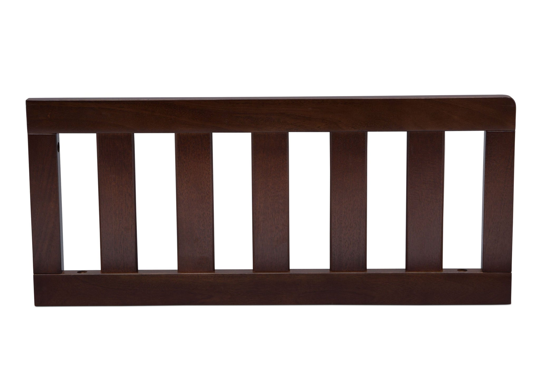 Serta Daybed/Toddler Guardrail Kit (707726) Walnut Espresso (1324) Front c3c