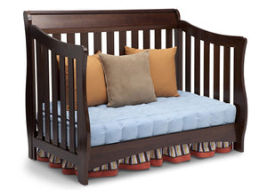 Delta Children Chocolate (204) Birkdale 4-in-1 Crib, Daybed Conversion a5a