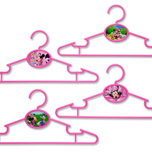 Delta Children Minnie Mouse Infant & Toddler Hangers, 30 Pack Front View a1a Style-1 (1058)