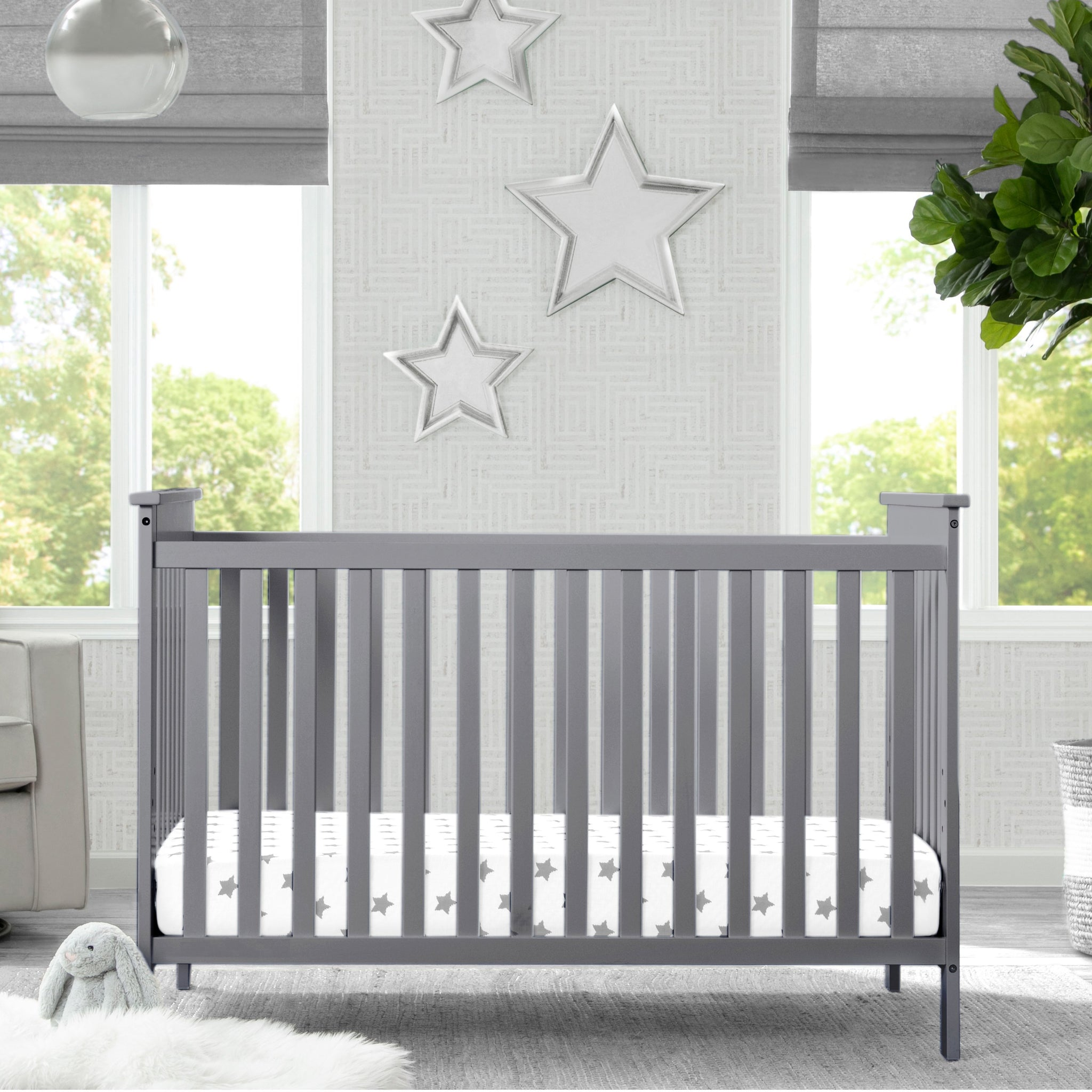 Adley 3-in-1 Convertible Crib