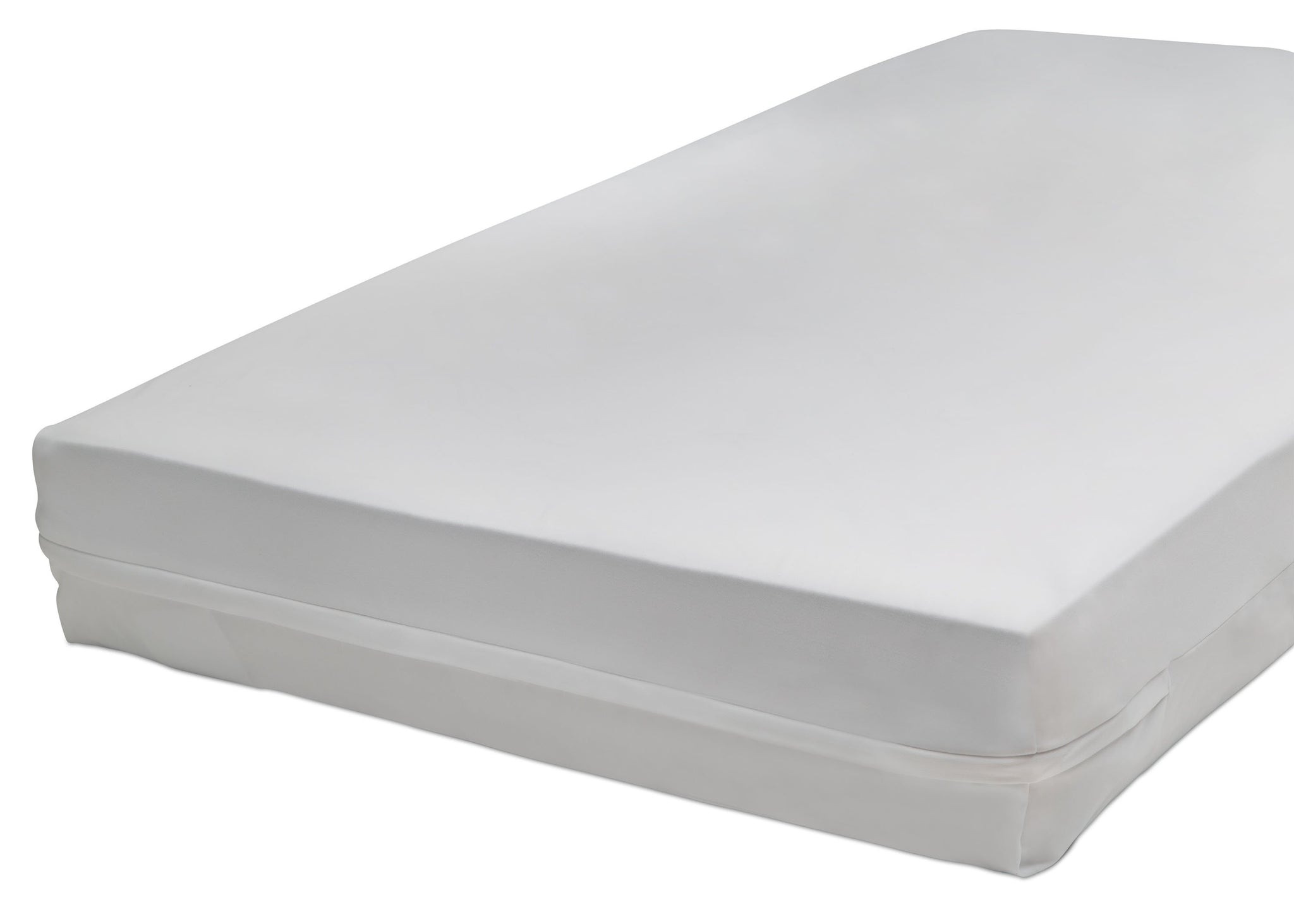 Simmons Kids Beautyrest® Zippered Crib Mattress Encased Protector (B27030-0001), a2a No Color (NO)