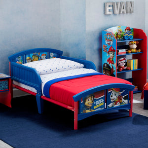 PAW Patrol Plastic Toddler Bed