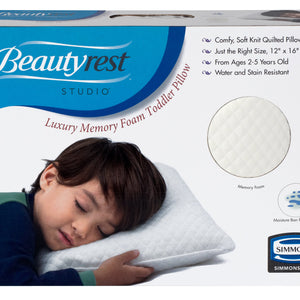 Beautyrest KIDS Luxury Memory Foam Toddler Pillow No Color (NO)