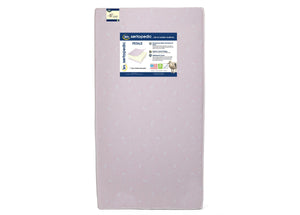 Sertapedic® Petals Crib and Toddler Mattress (A41102-3190-NO), front view, a4a No Color (NO)