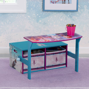 Frozen II Convertible Activity Bench