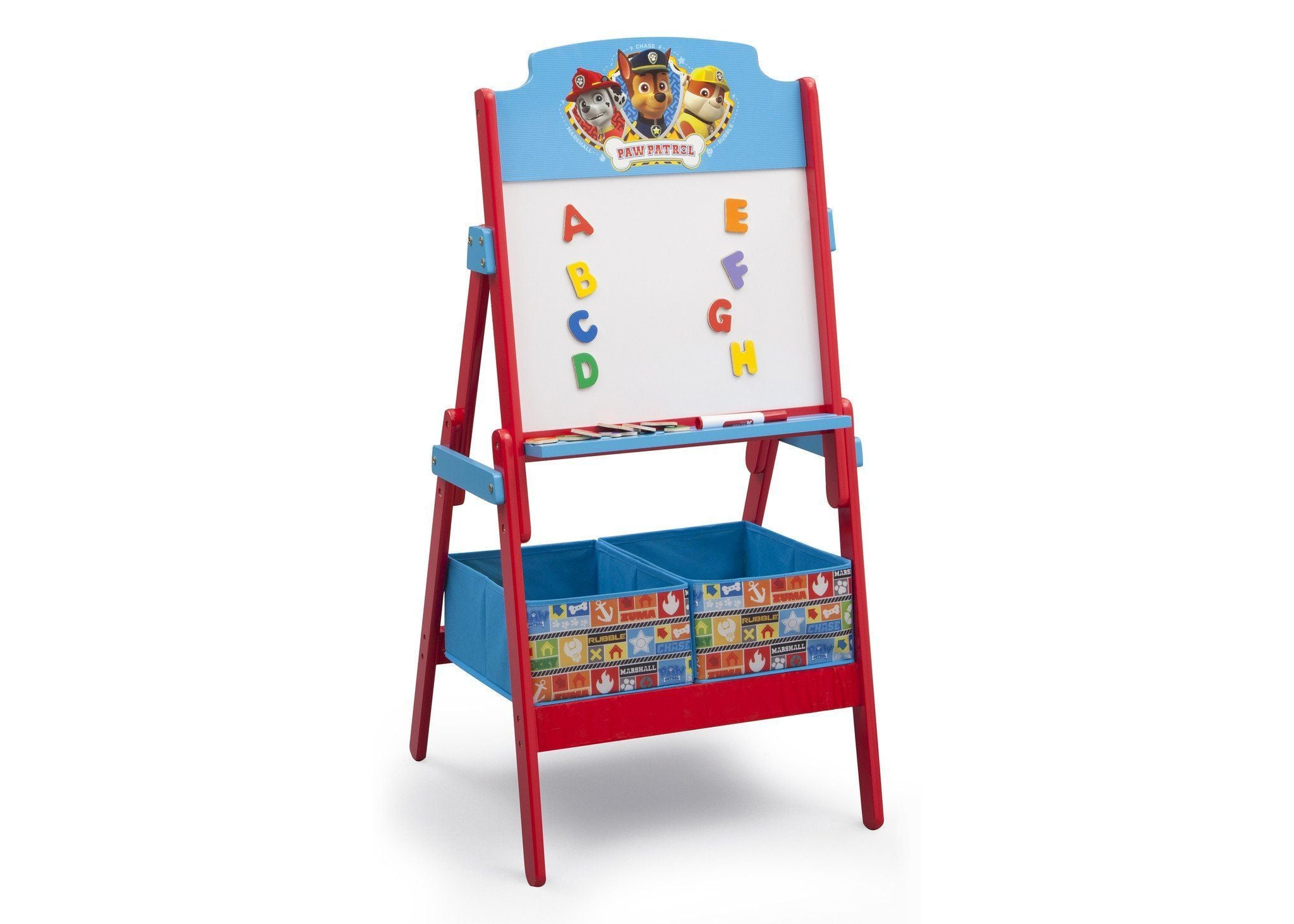 Delta Children PAW Patrol Activity Easel, Right View a1a