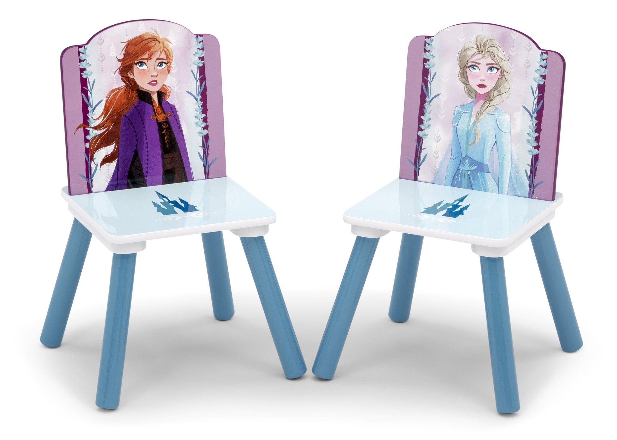 Delta Children Frozen 2 (1097) Table and Chair Set with Storage, Chairs View