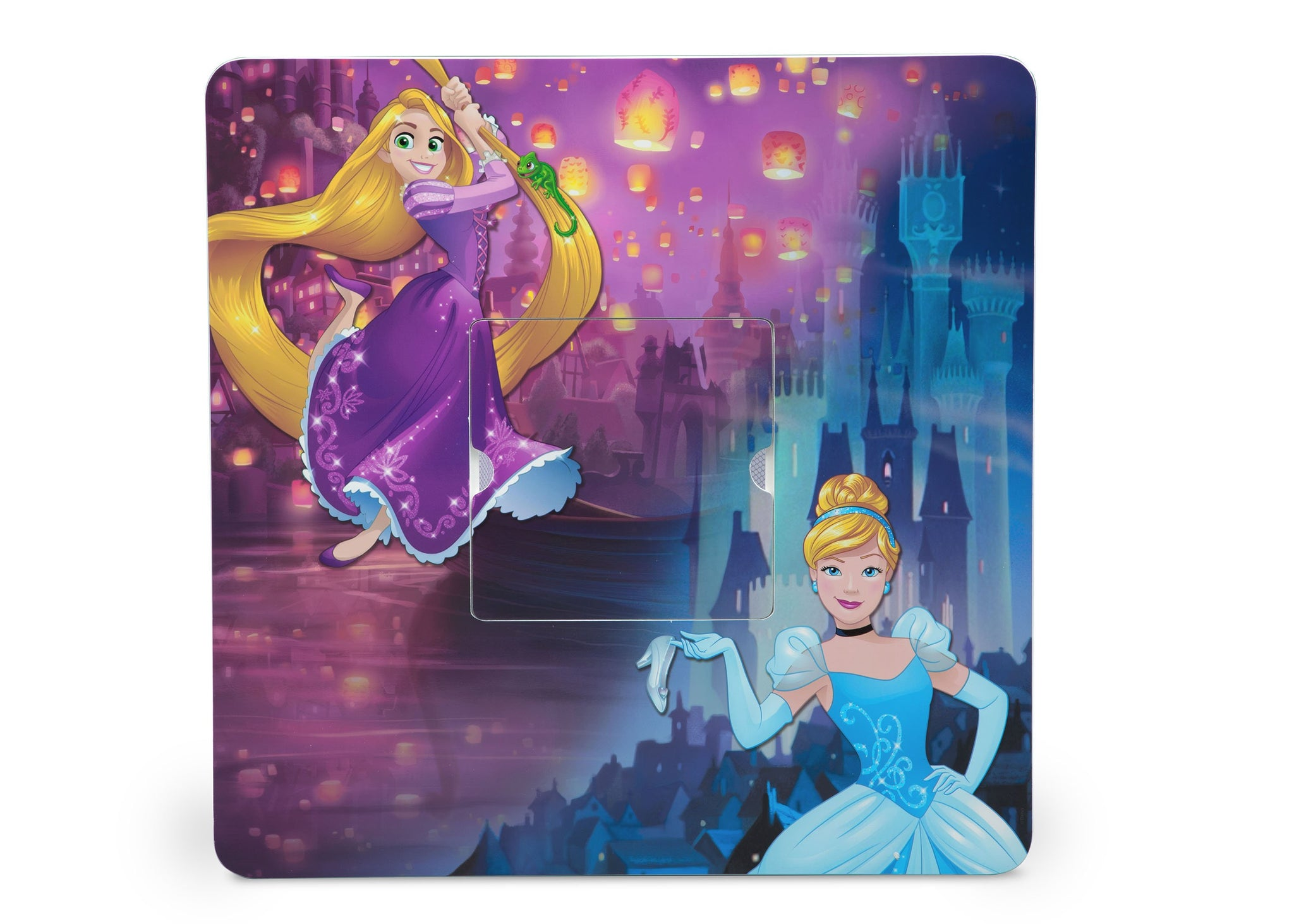Disney Princess (1034) Table and Chair Set with Storage (TT89562PS), Birdseye view, a4a