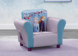 Delta Children Frozen 2 (1097) Upholstered Chair, Hangtag View