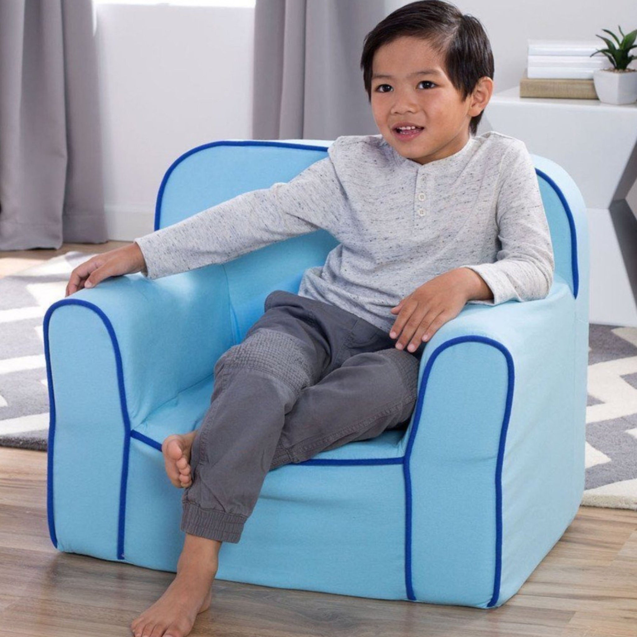 Foam Snuggle Chair