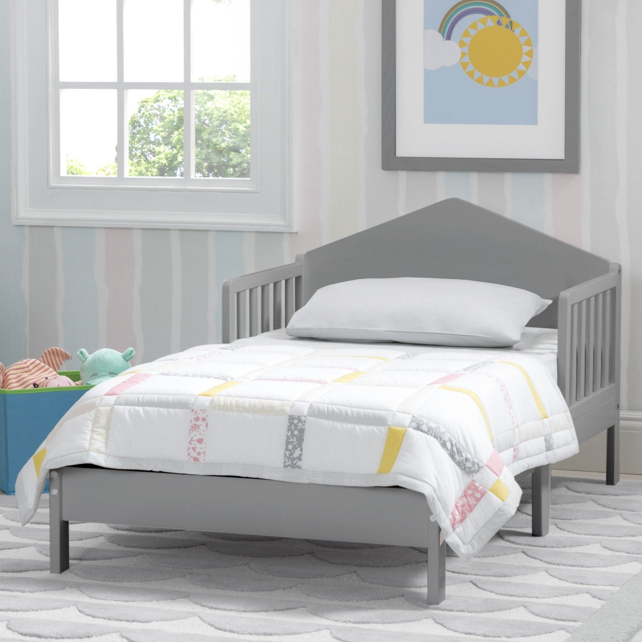 Homestead Toddler Bed
