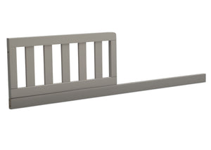 Delta Children Grey (026) Daybed/Toddler Guardrail Kit (W102725), Toddler Bed Rail Right Facing, a2a