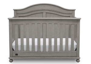 Simmons Kids Storm (161) Bedford 4-in-1 Convertible Crib (W337150) Front Silo, b2b