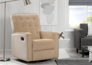 Delta Home Sisal (727) Grant Glider Swivel Recliner, Home View