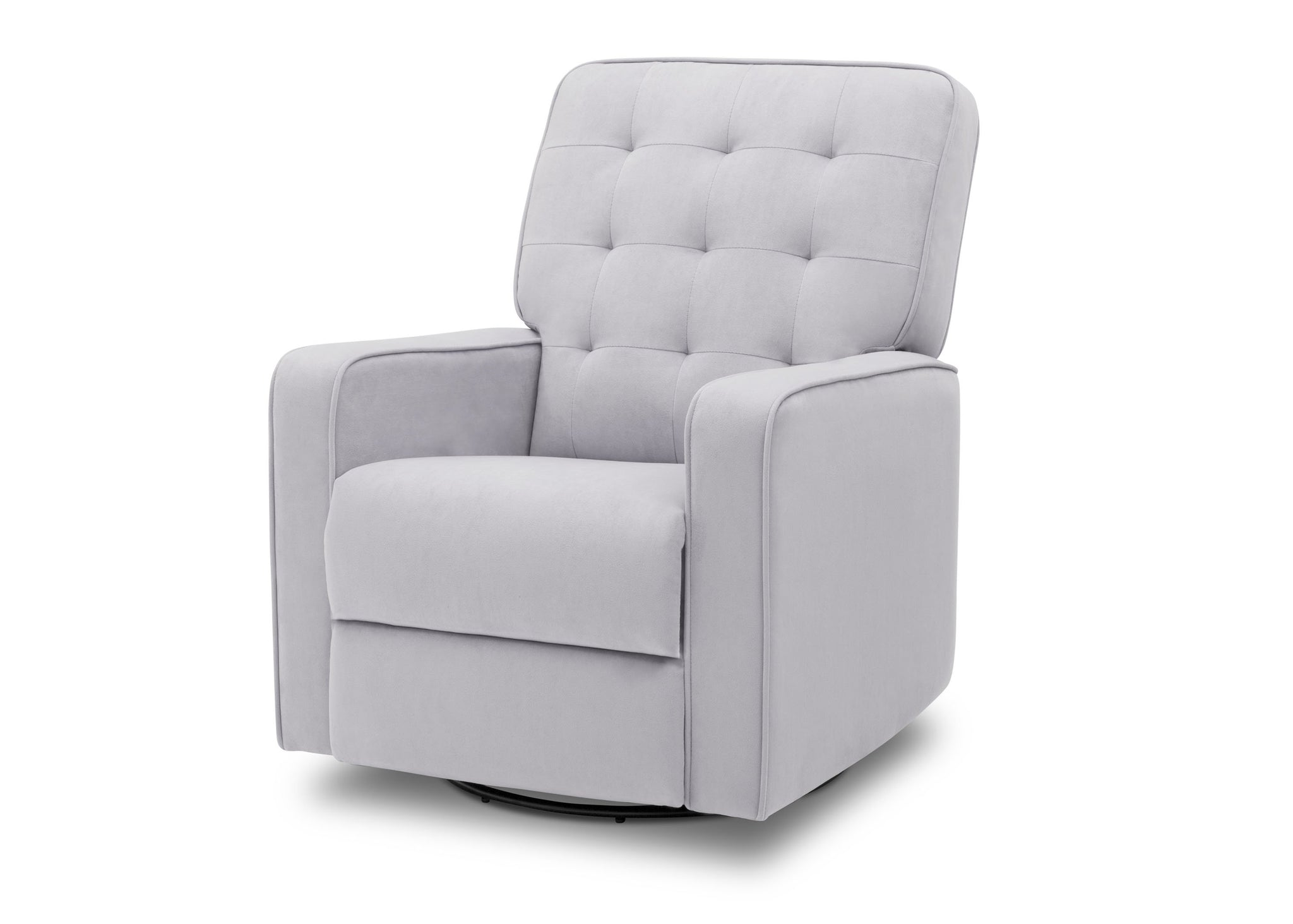 Delta Home Linen (150) Grant Glider Swivel Recliner, Left Silo View