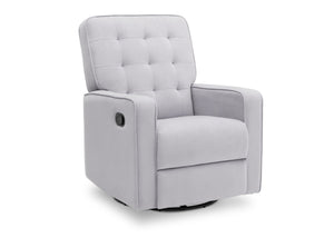 Delta Home Linen (150) Grant Glider Swivel Recliner, Right Silo View