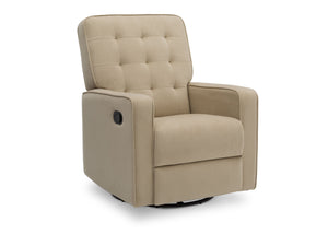 Delta Home Sisal (727) Grant Glider Swivel Recliner, Right Silo View