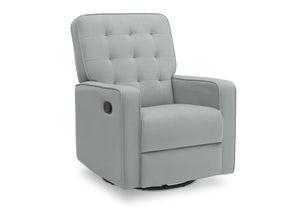 Delta Home Mist (934) Grant Glider Swivel Recliner, Right Silo View