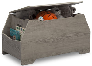 Delta Children Crafted Limestone (1334) Nolan Toybox (W101450), Right Silo with Props, d3d