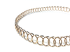 Weaved Wire Choker - JEWEL RUE  - 3