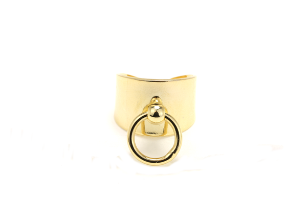 Door Knock Ring - JEWEL RUE  - 1