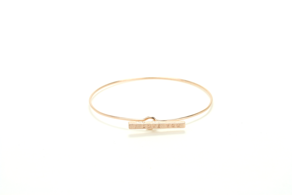 True Love Bangle - JEWEL RUE  - 1