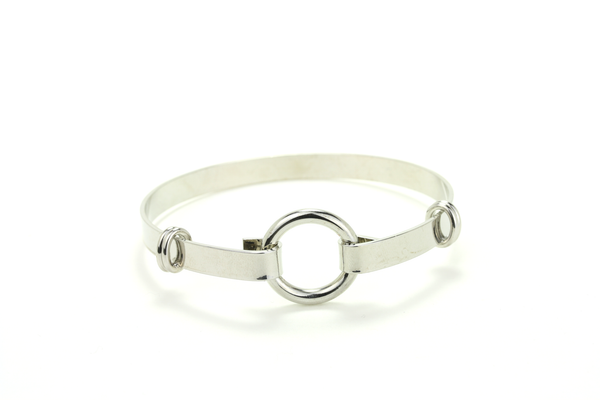 Inner Circle Bangle - JEWEL RUE  - 1