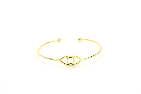 Eye Spy Bangle - JEWEL RUE  - 1