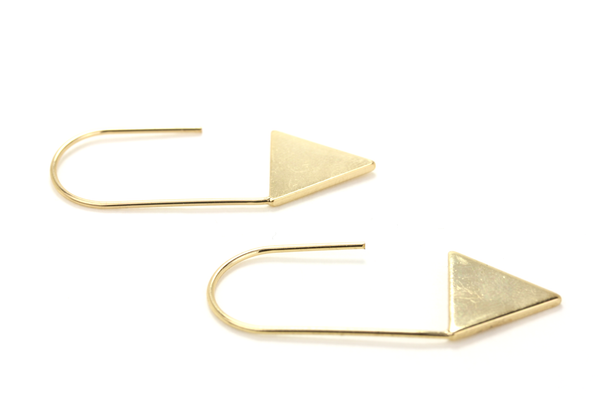 Geometrix Earrings - JEWEL RUE  - 1
