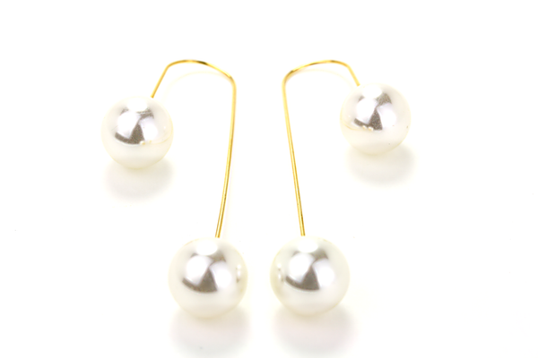 Balancing Act Earrings - JEWEL RUE  - 1