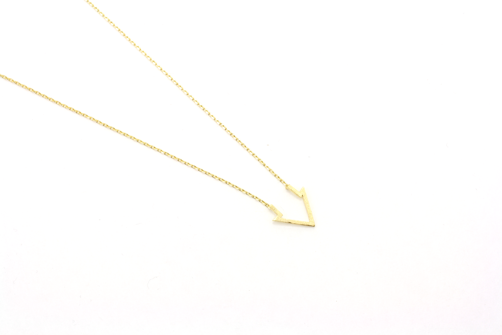 This Way Necklace - JEWEL RUE  - 2