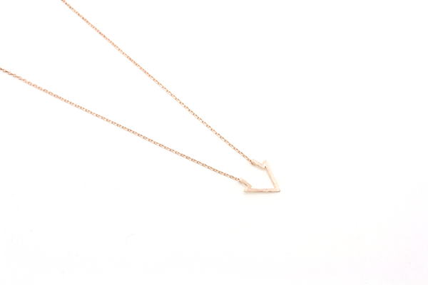 This Way Necklace - JEWEL RUE  - 1