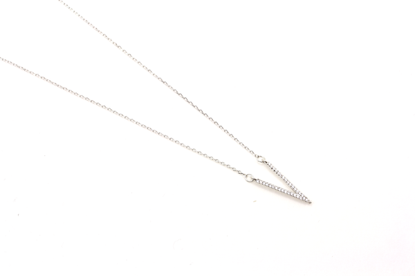 On Point Necklace - JEWEL RUE  - 1