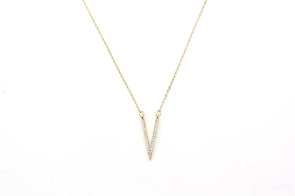 On Point Necklace - JEWEL RUE  - 2