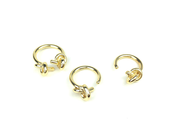 Knotty Ring Set - JEWEL RUE  - 1