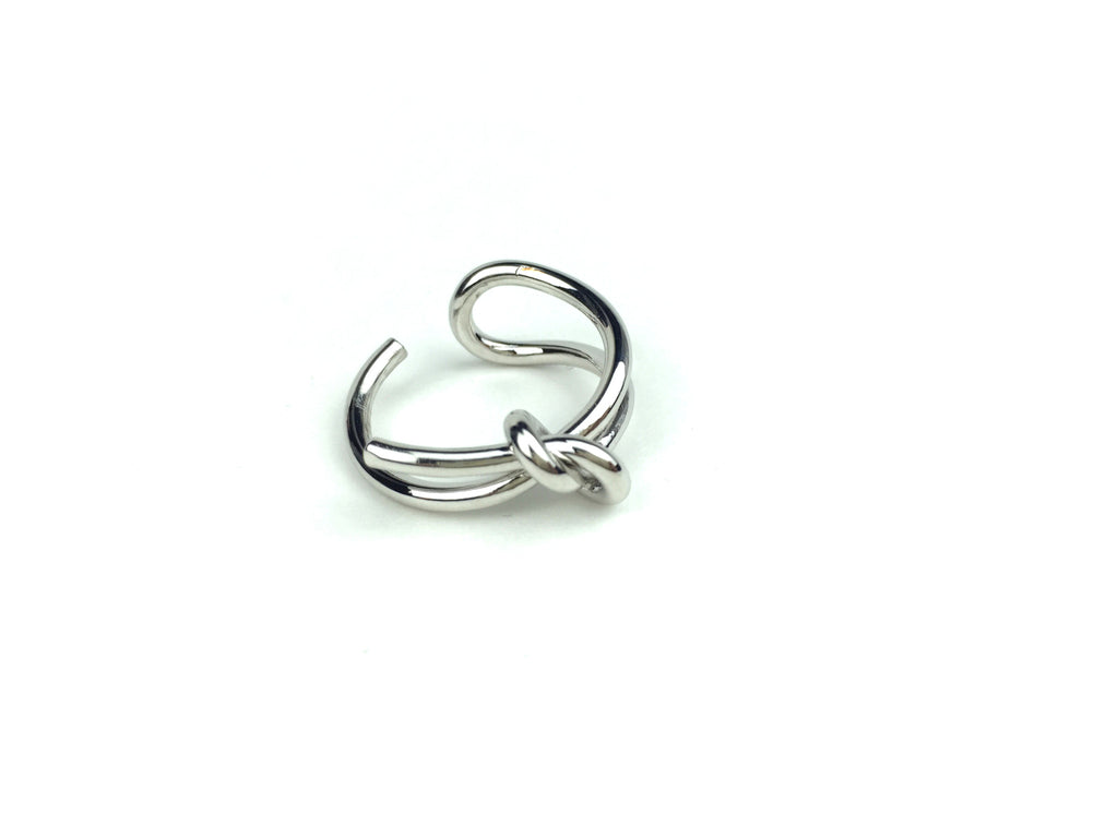 Bow Knot Ring - JEWEL RUE  - 1