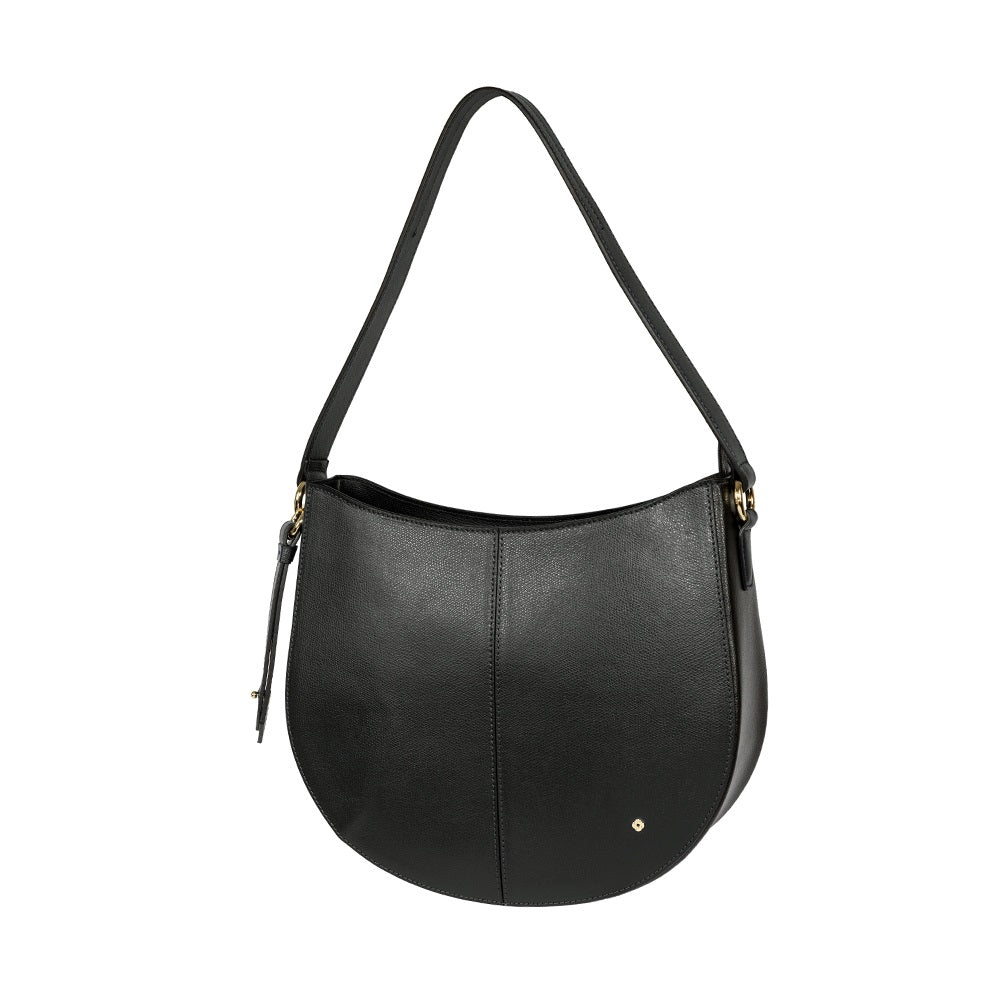 Cartera My Chain Hobo Bag Black