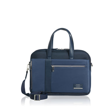 "Maletín Openroad Chic Slim Bailhandle 15.6"" Azul 0.74 Lts"