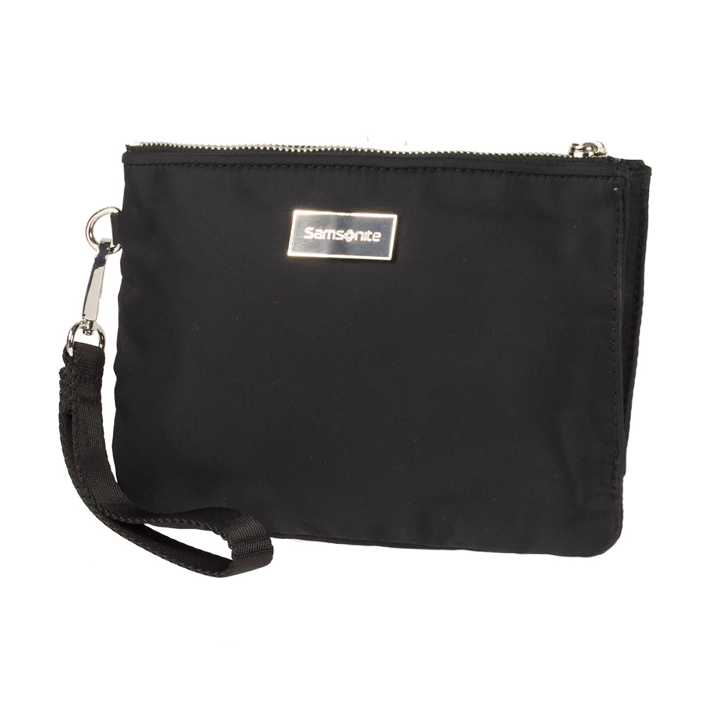 Bolso Pouch Fashion City Mini Pouch Negro
