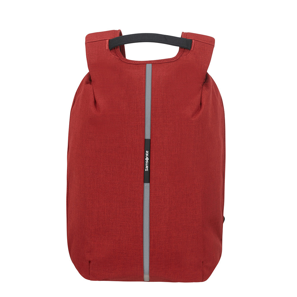 "Mochila Securipak 15.6"" Garned Red"