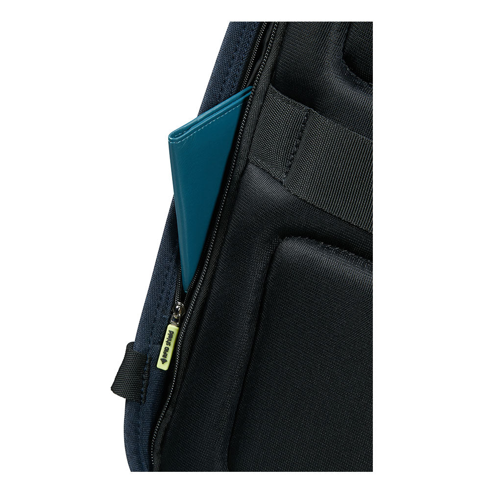"Mochila Securipak 15.6"" Eclipse blue"