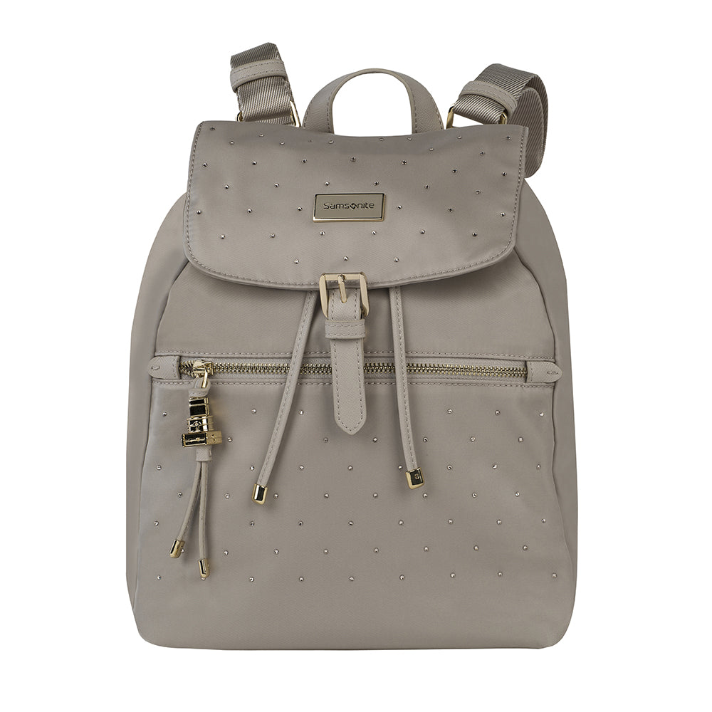 Mochila Karissa Backpack 1 Pocket Sw Piedra