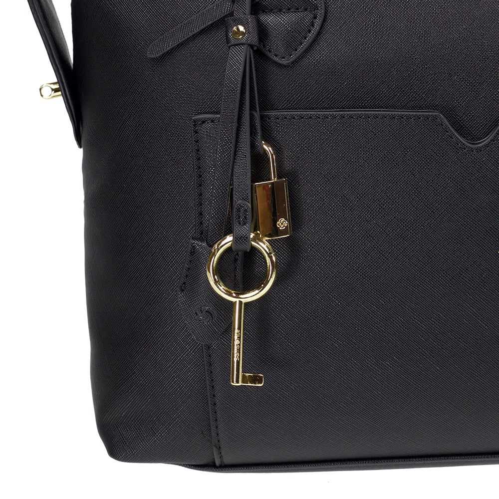 Cartera Miss Chic Shopping Bag Ii Negro