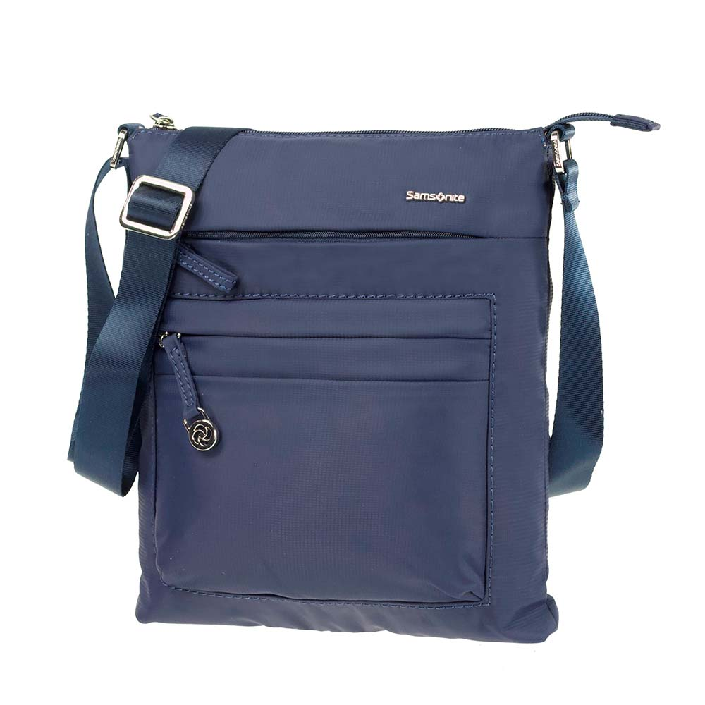 Cartera Move It Mini Shoulder Bag Ipad Azul Oscuro