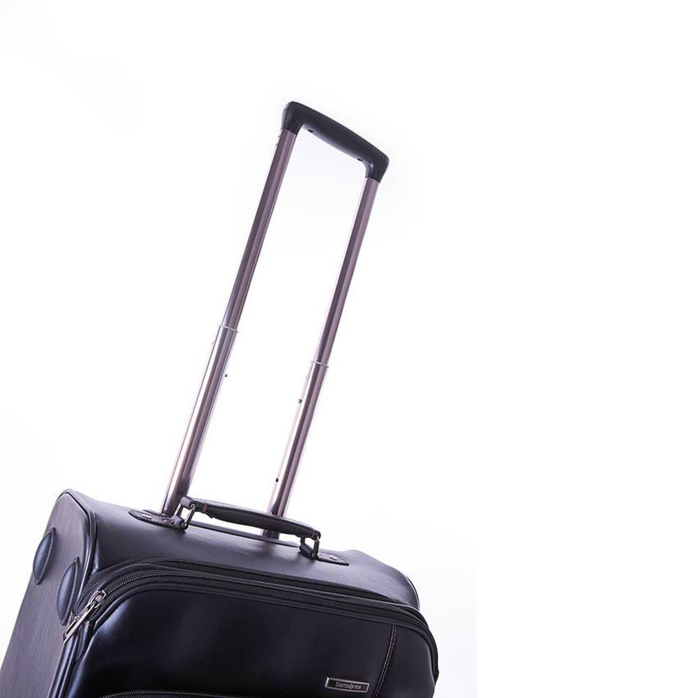Bolso Savio Leather Iii Mobile Office Negro